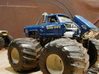 Nice Bigfoot VII   Marchon Monster Truck (my Experimental Truck) Bigfoot VIII    Competition Truck Float Suspension / Bodies By Neidert .